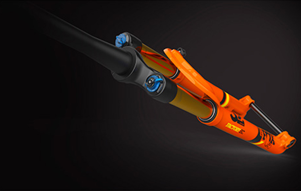 SYLUE will be a supplier of Fox Shox to make shox parts on April 2013