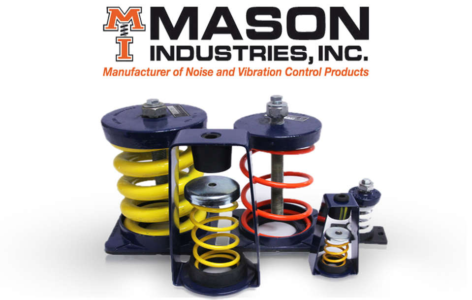 Mason Industries buy covers from Sylue