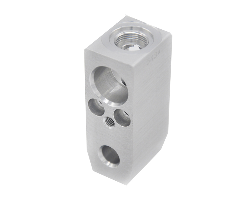 Al 6061 Anodized ODM Aluminum CNC Machining Parts