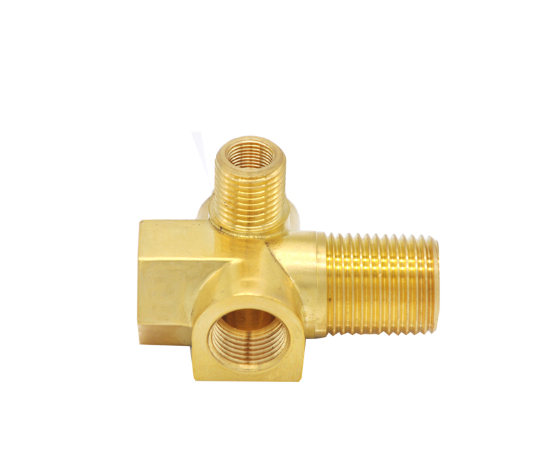High Precision Mechanical Brass CNC Machining Parts