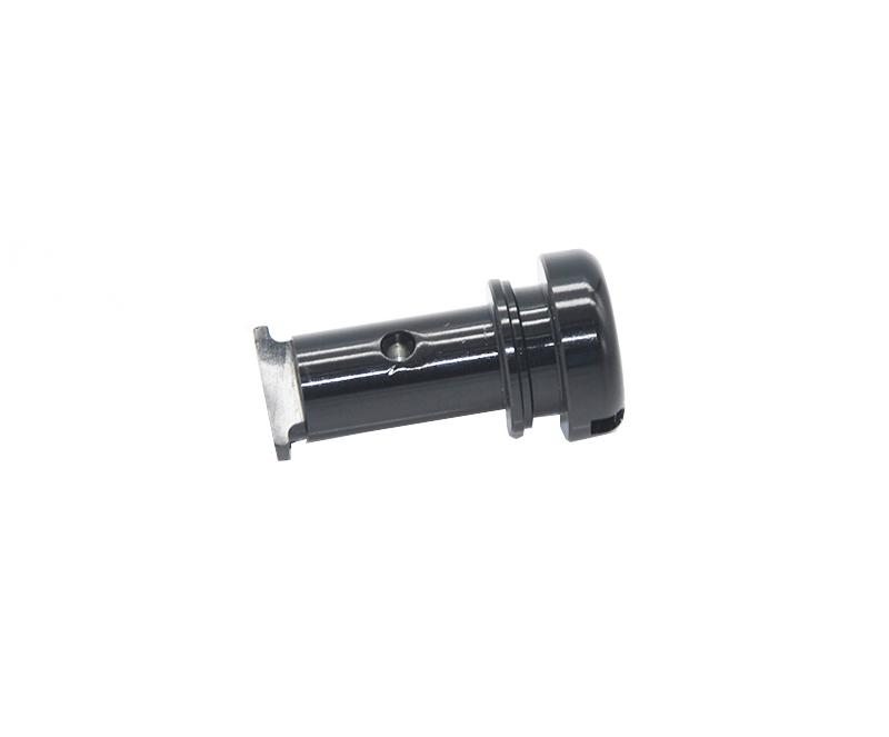Black POM Customized Plastic CNC Machining Parts