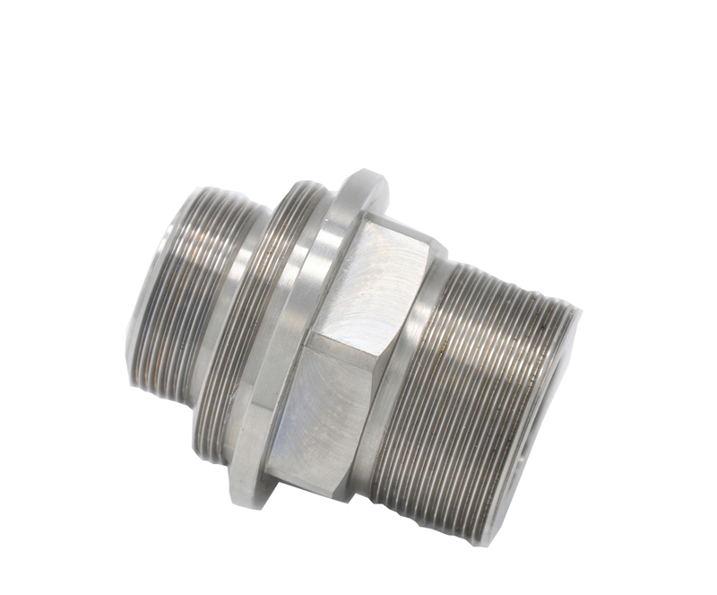 Stainless Steel Cnc Machining Pipework Fittings
