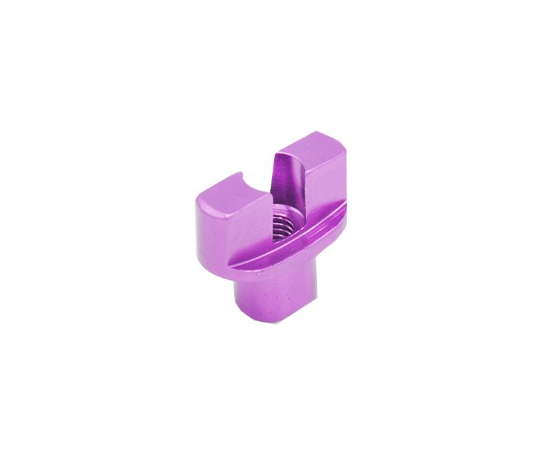 Precision Cnc Milling Model K Aluminum Lifter Cap