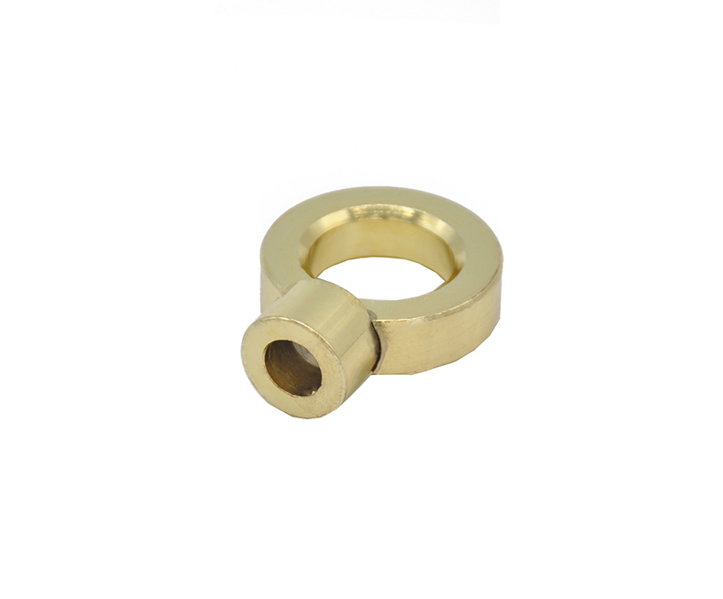 Brass Plated Steel Corkscrew Head