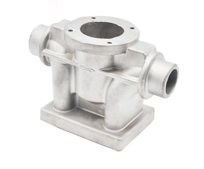 Wheel Support Stainless Steel Casting