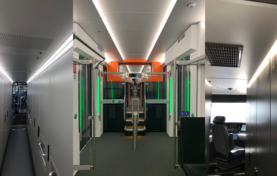 Trunz agrees Sylue to produce LED channel for train