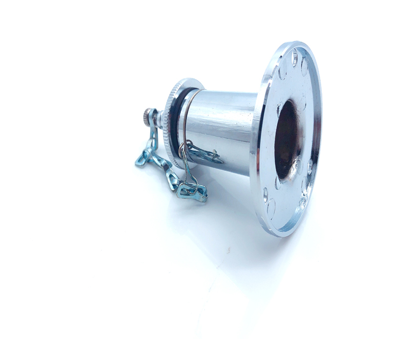 OEM Chrome Plated Zinc Die Casting
